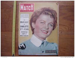 1953 PARIS MATCH 214 Luxembourg Charlotte Et Jean Monique Artur Et 13 Starlettes - Informations Générales