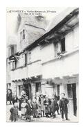 (14625-56) Pontivy - Vieilles Maisons Du XVe Siècle - Rue De La Cendre - Pontivy