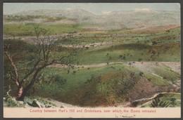 Hart's Hill, Grobelaars, Boer Retreat, KwaZulu Natal, South Africa, 1911 - Rittenberg Postcard - South Africa