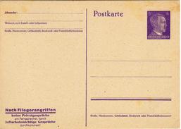 Drittes Reich 1943/44 Ganzsache Mi P 312/04 [280517KIV] - Deutschland