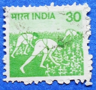 INDIA 30 1979 AGRICULTURE HARVEST - USED
