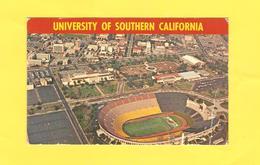 Postcard - USA, California, Los Angeles, Stadium     (25129) - Los Angeles