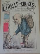 LA HALLE AUX CHARGES.1882.-n°15.samedi  29 AVRIL. - 1850 - 1899
