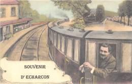 91 - ESSONNE / Fantaisie Moderne - CPM - Format 9 X 14 Cm - ECHARCON - France