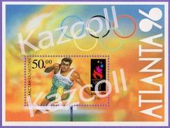 Kazakhstan 1996. Olympic Games, Atlanta'96. Hurdling