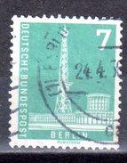 Berlin 1956 Mi. 135 Stadtbilder Gestempelt (7701)