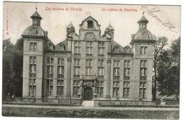 Les Environs De Vilvorde, Le Château De Mackelen (Château De Beaulieu), Edit. V.G., Bruxelles N° 43 - 2 Scans - Machelen