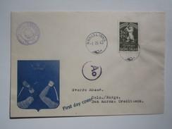 1943 FINLAND EAST KARELIA FDC COVER