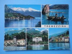 Tremezzina - Como - Vedutine - Panorama - Lago Di Como - Como
