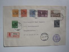 1941 FINLAND EAST KARELIA COVER