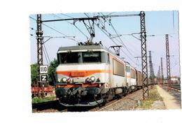 01 - AMBERIEU - Train Locomotive - BB 7363 //   2006 - France