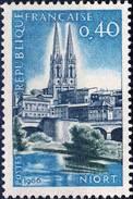 1485 NIORT NEUF ** ANNEE 1966 - Nuovi