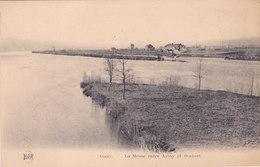 Amay - La Meuse Entre Amay Et Ombret (Legia, Emile Dumont Edit.) - Amay