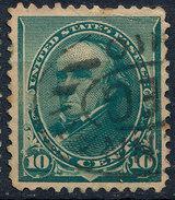 Stam Us 1890 Daniel Webster 10c Used Lot#16
