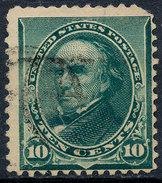 Stam Us 1890 Daniel Webster 10c Used Lot#17