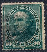 Stam Us 1890 Daniel Webster 10c Used Lot#19