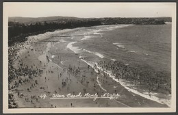 Ocean Beach, Manly, Sydney, NSW, Australia, C.1950 - Mowbry RP Postcard - Sydney