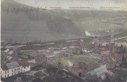 Nessonvaux - Campagne-Panorama (Colorisée, Train, Edit. Oscar Lahaye, 1910) - Trooz