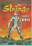 STRANGE  N° 134  -   LUG  1981 - Strange