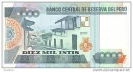 PERU P. 140 10000 I 1988 UNC - Pérou