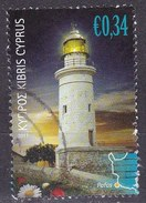 Cipro, 2011 - 34c Lighthous  - Usato°