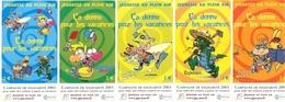 HB-A 041 Série D´autocollants JPA 2003 - Stickers