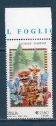 "Italia 2010 ""Folclore Italiano "" Varietà Colori Fuori Registro   **MNH /VF - Variétés Et Curiosités"