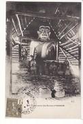 Cambodge - Souvenir Des Ruines D'Angkor / Editions Planté N°37 / Timbre Et Caché Des Colonies 1906 - Camboya