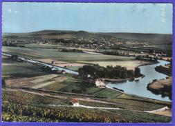 Carte Postale 51. Epernay Et La Vallée De La Marne    Trés Beau Plan