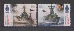 Australien 2011  Mi.Nr. 3577 / 78 , Royal Australian Navy - Gestempelt / Used / (o) - - Used Stamps