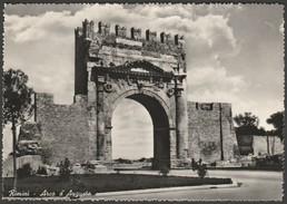 Arco D'Augusto, Rimini, Emilia-Romagna, C.1950s - Foto Cartolina - Rimini