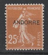 LOT 506 ANDORRE N°9 **