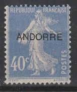 LOT 507 ANDORRE N°11 **