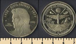 Marshall Islands 10 Dollars 1995 - Marshall Islands