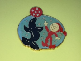 Pin 40 - KNORR DOLPHIN - Pin's & Anstecknadeln