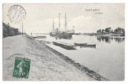 (14714-00) Egypte - Kantarah - Le Canal