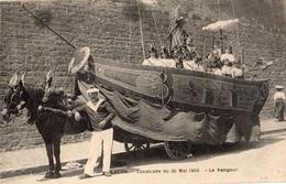 MACON CAVALCADE DU 30 MAI 1909 LE VENGEUR - Macon