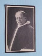 DP Z.H. PAUS PIUS XI ( Achilles Ratti ) Desio 31 Mei 1857 - 10 Feb 1939 Vaticaan-Stede ( Zie Foto's ) ! - Avvisi Di Necrologio