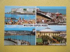 WESTON SUPER MARE. Multivues. - Weston-Super-Mare