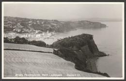 Teignmouth From Labrador, Devon, 1961 - Judges RP Postcard - Other