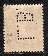 ANCOPER - N°  LB.22 -  Perforation  L . B.   Sur  N°  199     -  Oblitere - Gezähnt (Perforiert/Gezähnt)