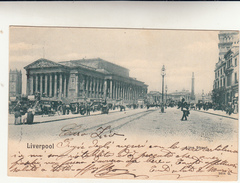 Liverpool, Post Card Used 1903 - Liverpool