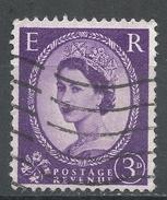 Great Britain 1958. Scott #358 (U) Queen Elizabeth II * - Oblitérés