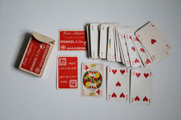 Kaartspel Porto Aguilar Delhaize Le Lion Adolphe Delhaize - 52 Speelkaarten - Speelkaarten