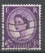 Great Britain 1958. Scott #358 (U) Queen Elizabeth II, Reine * - 1952-.... (Elizabeth II)
