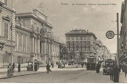 Roma  Tram (voir Timbre - Transportes