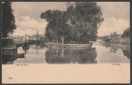 The Island, Totnes, Devon, C.1903 - U/B Postcard - England