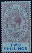 Gibraltar (1921-27) - № 97a*