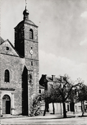 46 - VAYRAC-EN-QUERCY - CPSM - LA PLACE DE L'EGLISE - Vayrac