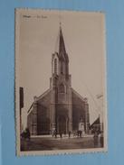 CLINGE De Kerk ( R. Dhaens-Beck ) Anno 19?? ( Zie Foto Details ) !! - Sint-Gillis-Waas